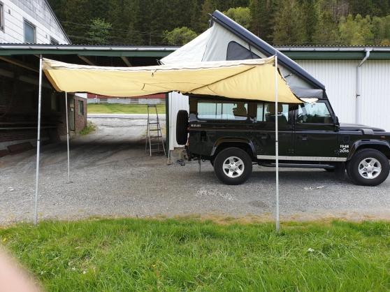 Land Rover DEFENDER 2.4-122 D