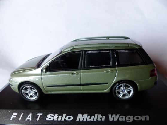 Annonce occasion, vente ou achat 'FIAT STILO MULTIWAGON NOREV 1/43ème'