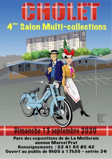 Annonce occasion, vente ou achat '4eme SALON MULTI-COLLECTIONS'