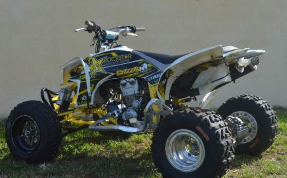 Quad Yamaha 450 YFZ 2009