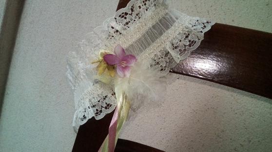 Vends coussin à alliance pour mariage - Photo 2