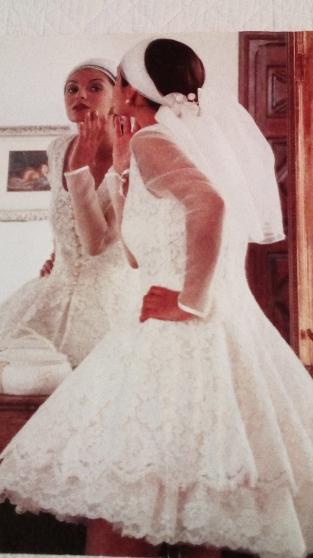 Location de robe de mariée Pronuptia