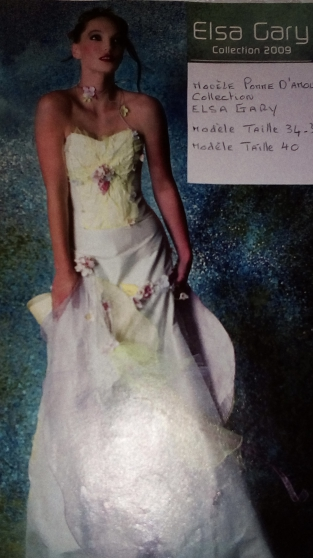 Location robes de mariées Elsa Gary