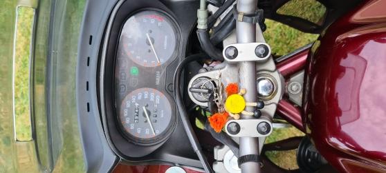 Moto yamaha 600 Diversion 1995