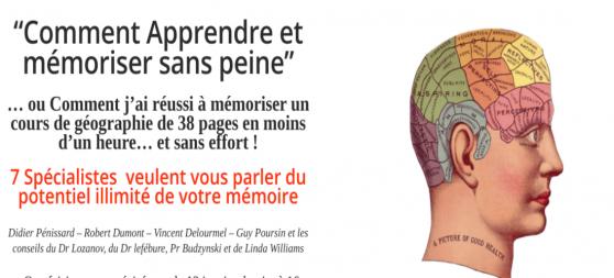 """"""" APPRENDRE et Mémoriser Sans Peine """""""