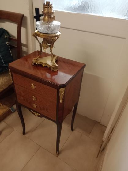 Annonce occasion, vente ou achat 'Lampe Empire en bronze'