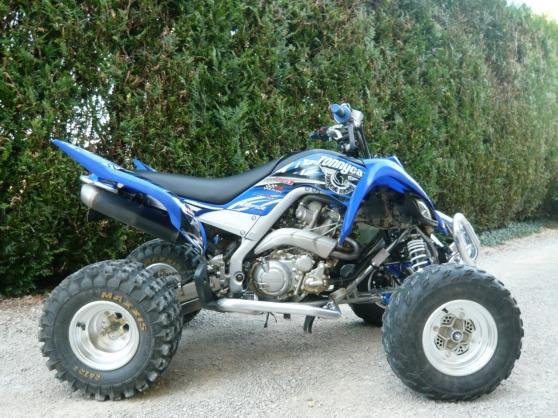 Yamaha 700 raptor