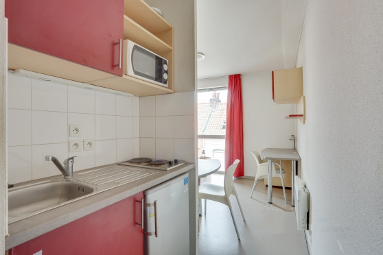 Studio meublé Lille sud 94000 €