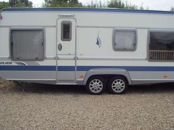 caravane fend platin caravanes camping car caravanes fendt pierrelaye reference car car. Black Bedroom Furniture Sets. Home Design Ideas