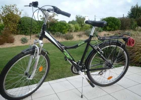 tvp Vélo vtc couleur noire - Photo 2