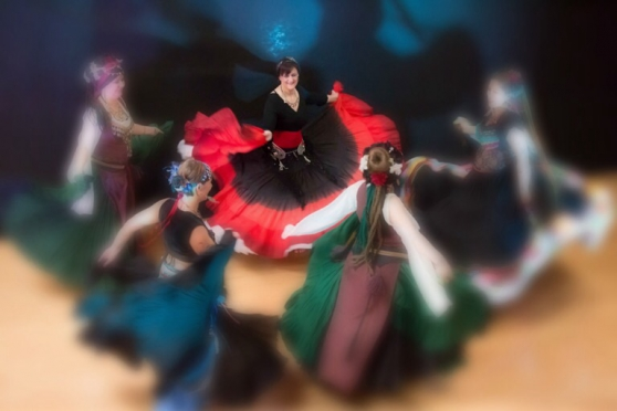 Cours Stages danse orientale ATS®