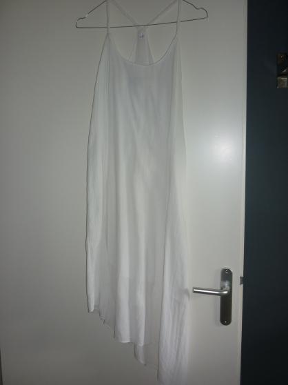 robe Blanc du Nil t38