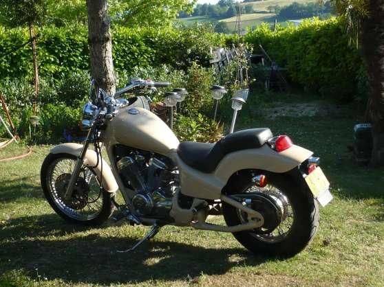 honda shadow 600 1992