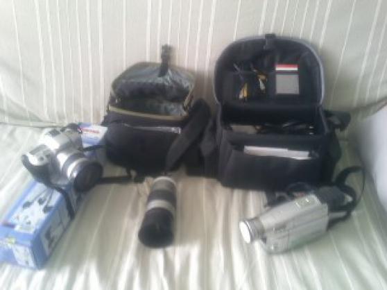 camescope et appareil photo