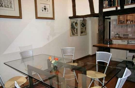 Appartement 3 Pièces meublé sur paris
