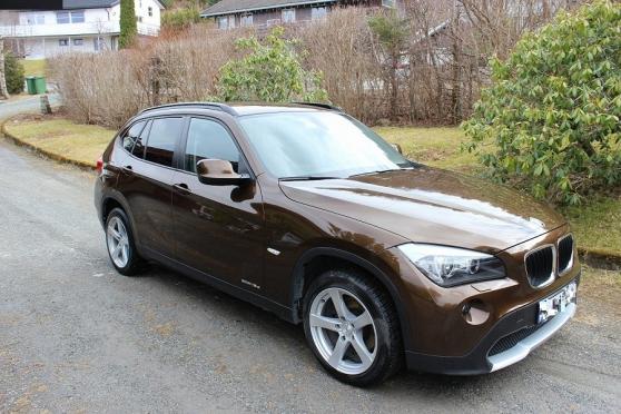 BMW X1 sDrive18d confort