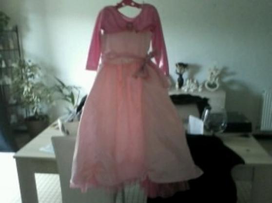 robe de princesse barbie