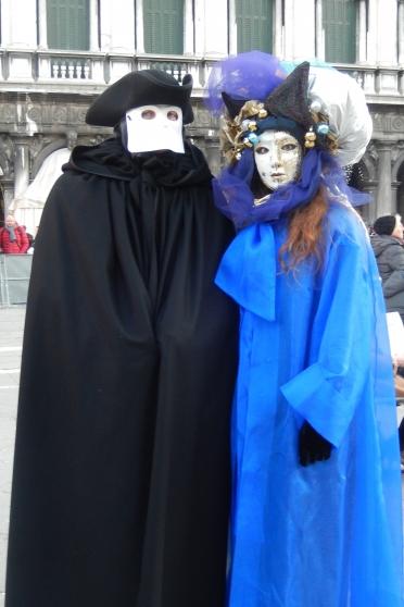 Costume authetique carnaval de Venise