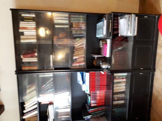 Annonce occasion, vente ou achat 'Bibliotheque'