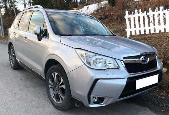 Subaru Forester 2.0D 147