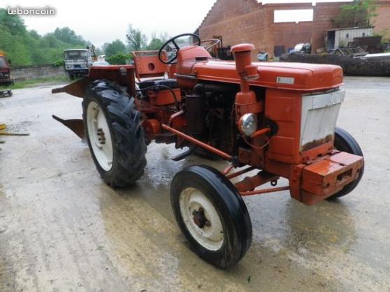 Annonce occasion, vente ou achat 'Tracteur agricole Renault D22'