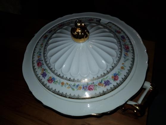 Vends porcelaine Limoges de havilland