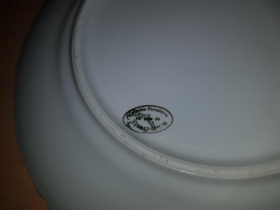 Vends porcelaine Limoges de havilland - Photo 2