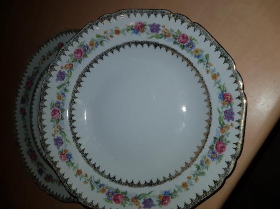 Vends porcelaine Limoges de havilland - Photo 3