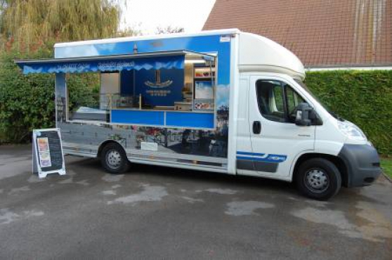 Annonce occasion, vente ou achat 'Camion Snack magasin panoramique'