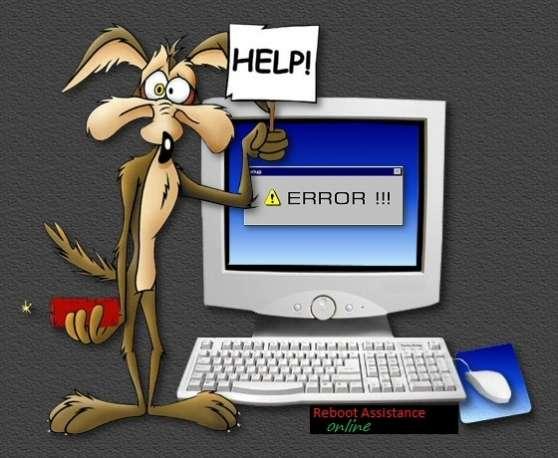 Dépannage informatique en ligne