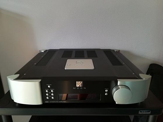 Annonce occasion, vente ou achat 'Simaudio Moon 600i ampli intégré'