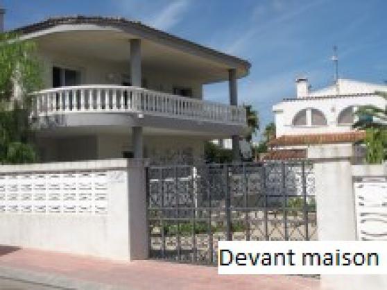 Vends maison en Espagne 500 m de la mer