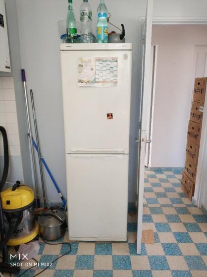 Combiné réfrigérateur Siemens
