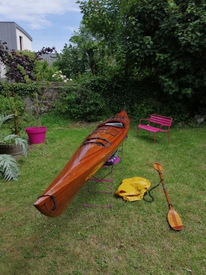 Annonce occasion, vente ou achat 'Kayak de Mer'
