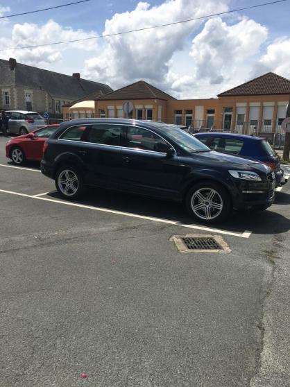 Annonce occasion, vente ou achat 'Audi Q7 3.0 V6 TDI Ambiente Quattro Tipt'