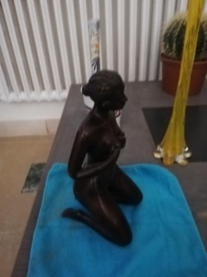 vends statuette en bronze