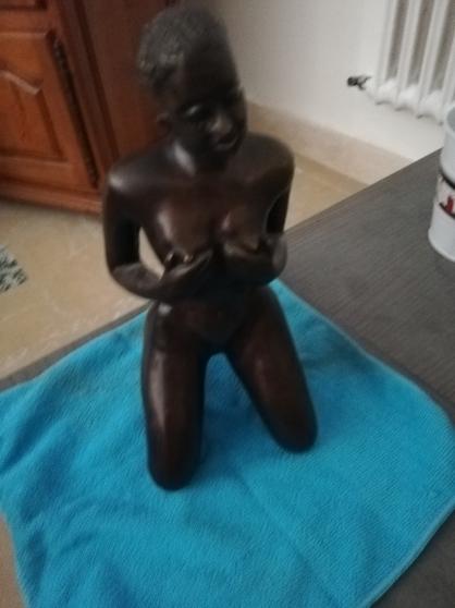 vends statuette en bronze - Photo 4