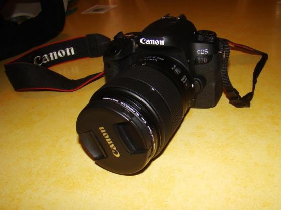 Appareil photo Reflex Canon EOS 77D + ob