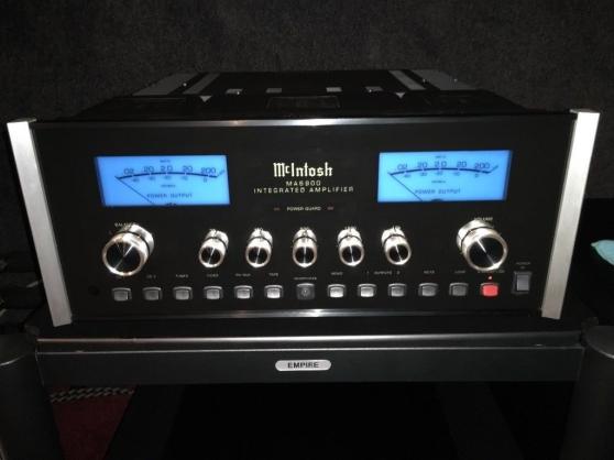 mcintosh ma6900 amplificateur - Annonce gratuite marche.fr
