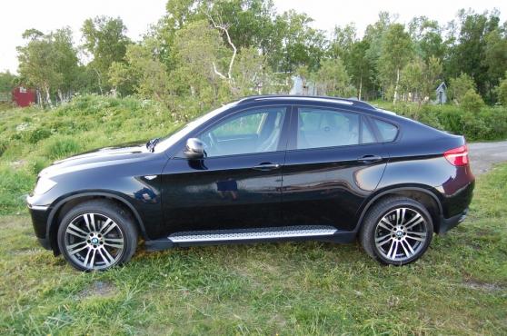 Voiture d'occasion : BMW X6 à 6500€