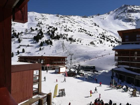 ARC 2000-4/5 pers-Skis aux pieds-Balcon - Photo 2