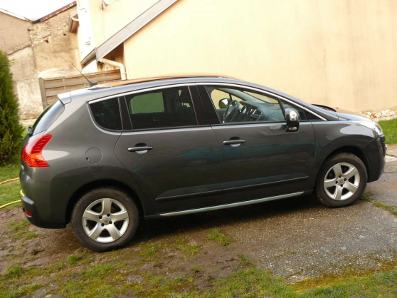 Peugeot 3008 1.6 HDi 115 FAP BVM6 Allure