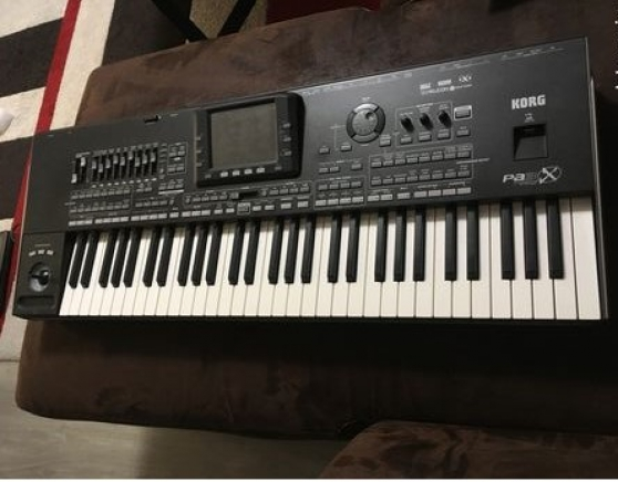 Annonce occasion, vente ou achat 'Korg pa3X 61 Touches'