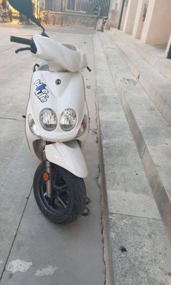 scooter oveto édition mbk