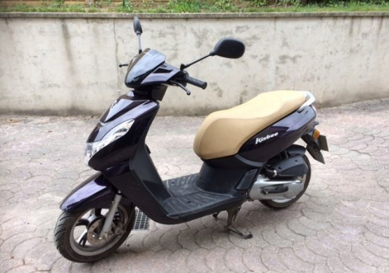 Scooter PEUGEOT KISBEE