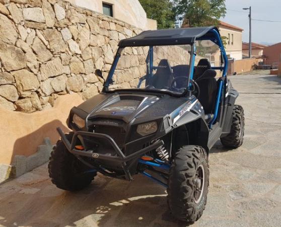 Polaris RZR 800 ES