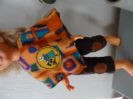 Annonce occasion, vente ou achat 'vêtement pour poupée de 30 à 36 cm'