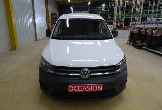 Annonce occasion, vente ou achat 'Volkswagen Caddy VAN 2.0 TDI 75CH BUSINE'