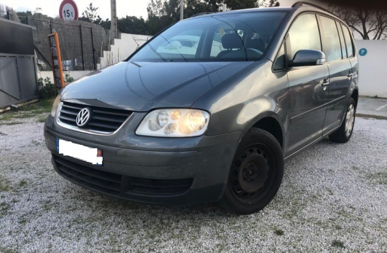 Volkswagen Touran 1.9 tdi 100ch 7 places