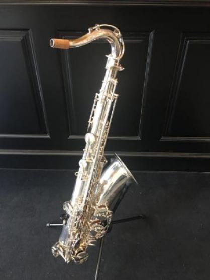 Annonce occasion, vente ou achat 'Saxophone Ténor Selmer Mark VII Argenté'